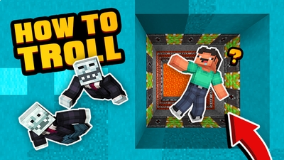 How to Troll on the Minecraft Marketplace by InPvP