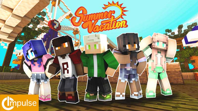 Summer Vacation on the Minecraft Marketplace by Impulse