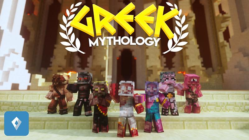 Greek Mythology on the Minecraft Marketplace by Sapphire Studios