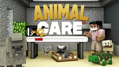Animal Care on the Minecraft Marketplace by Nitric Concepts