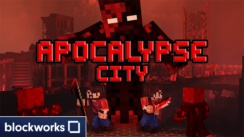 Apocalypse City on the Minecraft Marketplace by Blockworks