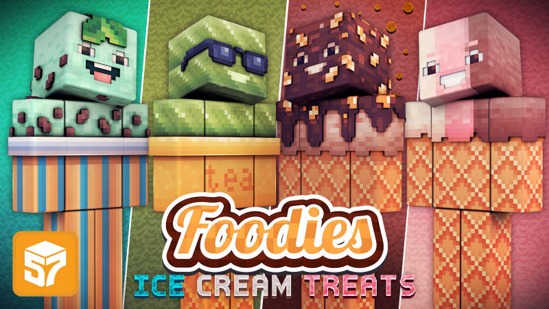 Play Foodies: Ice Cream Treats