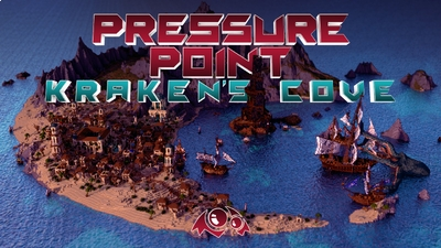 Pressure Point Krakens Cove on the Minecraft Marketplace by Monster Egg Studios