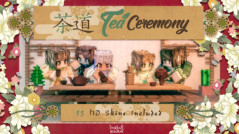 Tea Ceremony HD on the Minecraft Marketplace by LinsCraft