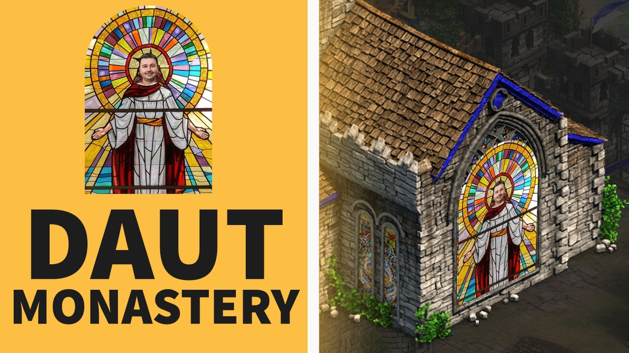 DauT Monastery mod